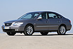 Hyundai Grandeur 2.2 CRDi: Der Langstrecken-Meister