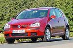VW Golf V: Neues Fahrwerk und mehr Platz im Fond