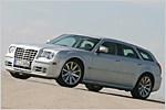 Chrysler 300C Touring SRT8 im Test: Schöner Kombi mit Monstermotor