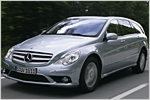 Endlich mit Profil: Mercedes sortiert die R-Klasse in Richtung Familie