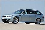 Mehr Power für den Kombi: Der neue BMW M5 Touring im Test