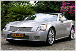 Das soll ein Roadster sein? Der Cadillac XLR-V im Test