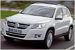 Test VW Tiguan: Kompaktes SUV von Volkswagen wühlt sich durch