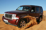 Im harten Wüsten-Test: Jeep Cherokee 2.8 CRD – zivilisierter Abente...