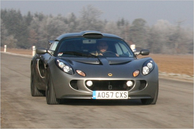 Lotus Exige S Performance Paket: Supersportler für die Westentasche