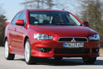 Otto-Alternative: Der Mitsubishi Lancer 1.8 MIVEC im Test