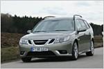 Der skandinavische Individualist: Test des Saab 9-3 SportCombi