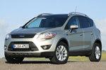 "Im Test: Der Ford Kuga 2.0 TDCI 4x4 im ""Titanium""-Trimm"