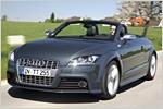 """Audi TTS Roadster: """"S"""" wie Sound, Spaß und Sport"""