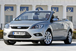 Entspannung: Der neue Ford Focus CC mit Diesel und Benziner im Test
