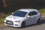 Mitsubishi Lancer Sportback Ralliart: Ein Brüderchen für den Evo