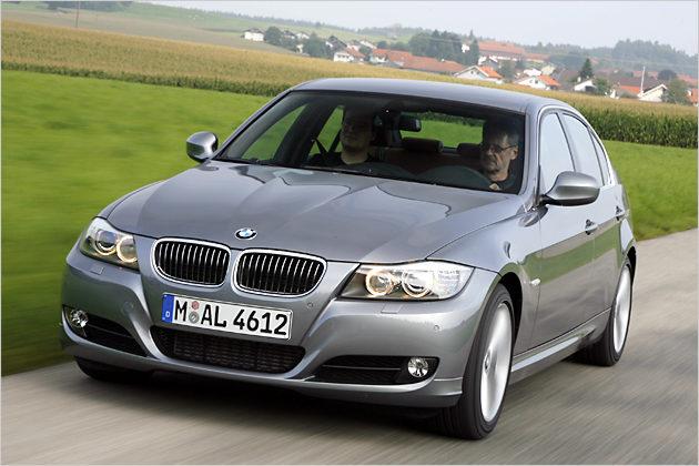 Fit für vorn: Der neue BMW 330d mit Euro-6-Diesel im Test