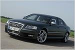 Langstrecken-Cruiser mit Biss-Modus: Der Audi S8 im Test