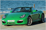 Porsche Boxster S im Test: Präzisionsinstrument für Asphalt-OPs