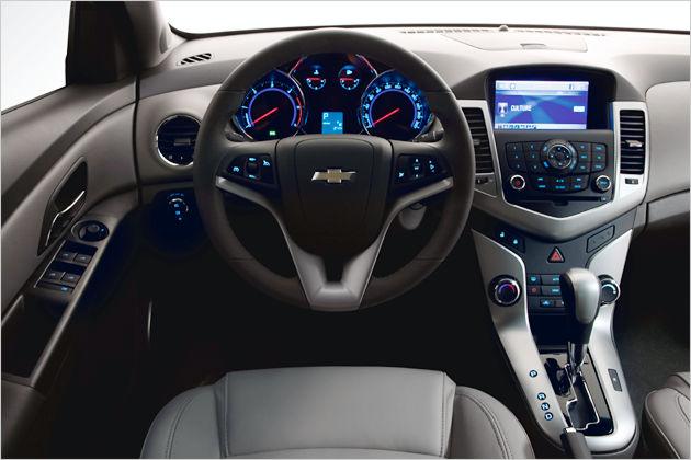 Bilder: Denn sie hassen teuer: Chevrolet Cruze 1.6 im Test ...