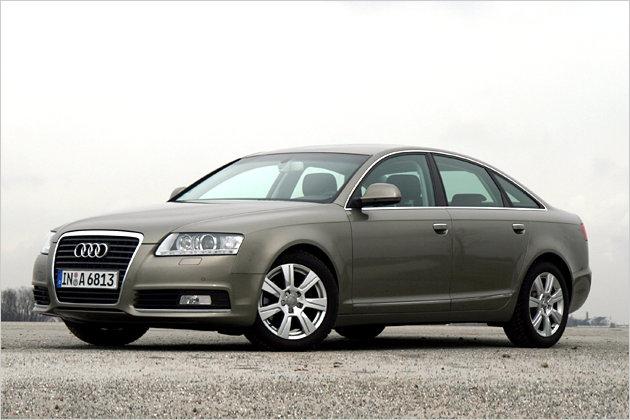 Sparsam im Zeichen des E?: Der Audi A6 2.0 TDI e im Test