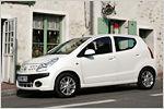Pixo piekst den Markt: Billig-Nissan namens Pixo im Test