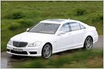 Der neue Mercedes S 65 AMG im Test: Luxus bleibt Luxus