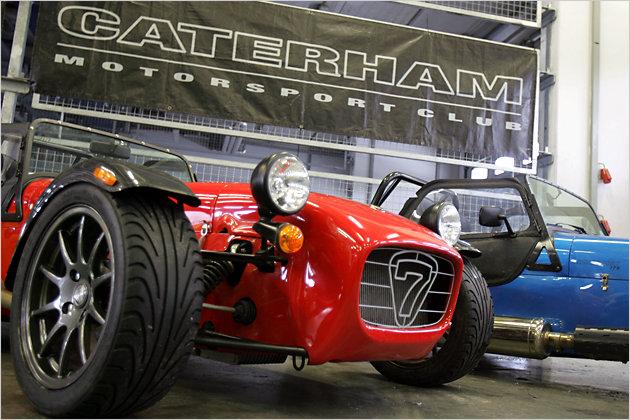 Caterham 7 Roadsport 175: Der Anti-Watte-Wagen