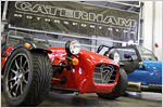 Caterham 7 Roadsport 175: Der Anti-Watte-Wagen