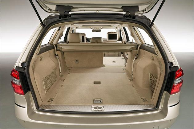 Das neue Mercedes E-Klasse T-Modell im Test: Touristik und Transport