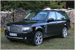Range Rover V8 Supercharged im Test: Power-Koloss
