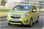 Chevrolet Spark: Kleiner Fünfsitzer mit fünf Türen im Test