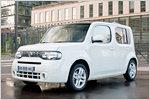Nissan Cube 1.5 dCi im Test - Stil, Raum: In
