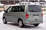 VW T5 Multivan 4Motion im Test: Der neue Allrad-Bulli