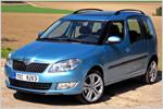 Skoda Roomster mit 105-PS-Diesel: Facelift-Modell im Test