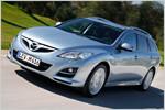 Mazda 6 Kombi im Test: Feines Facelift mit neuem Benziner