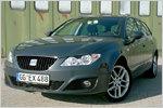 Seat Exeo ST 2.0 TDI mit 120 PS: Diesel-Kombi mit Audi-Technik