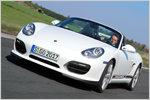 Porsche Boxster Spyder im Test: Der Schönwetter-Roadster
