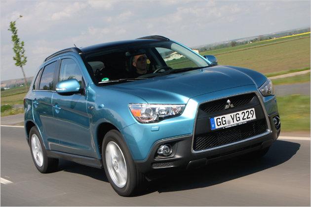 Mitsubishi ASX 1.6 2WD im Test: Nüchtern, sparsam und günstig