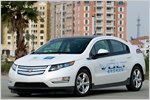 Chevrolet Volt im Test: Erste Ausfahrt im Stromer