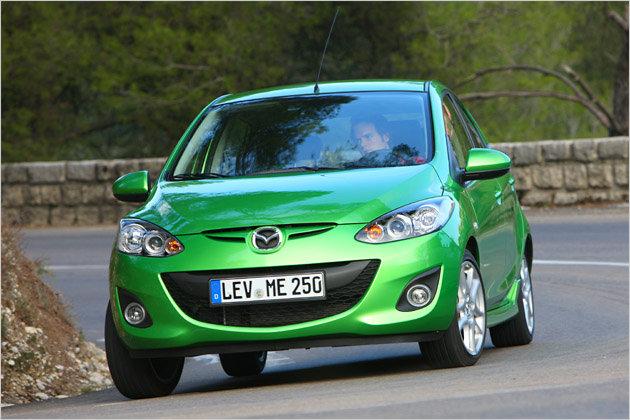 Mazda 2 im Test: So gut ist der Kleine nach dem Facelift