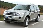 Land Rover Freelander: Packt's der Frontantrieb?