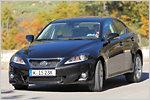 Lexus IS 200d: Edler Einstiegsdiesel im Test