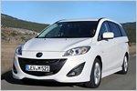 Mazda 5 mit neuem 1,6-Liter-Diesel im Test: Ein Van wie ein Vulkan?