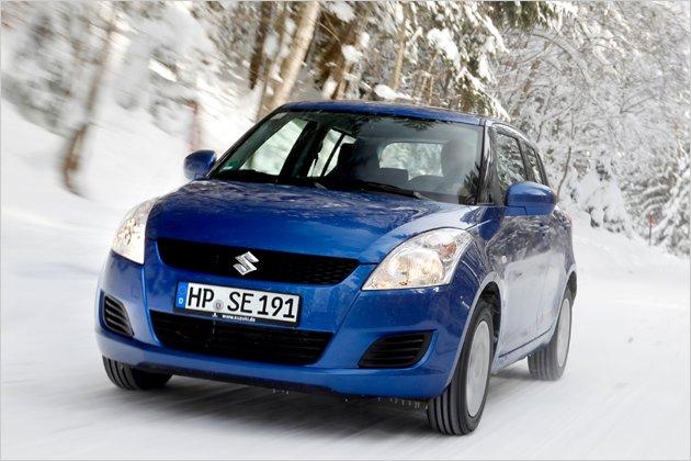 Suzuki 4x4 im Test: Was kann die neue Allradversion des Kleinwagens?