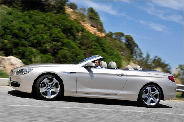 Bei der optionalen Integral-Aktivlenkung (1.950 Euro) lenken die Hinterräder mit
