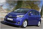 Toyota Verso-S im Test: Jetzt spielt Toyota bei Minivans wieder mit