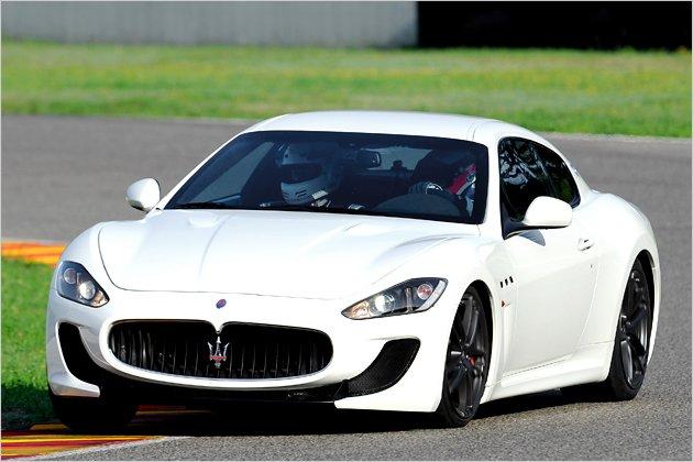 Maserati GranTurismo MC Stradale im Test: Leichter, stärker, schneller