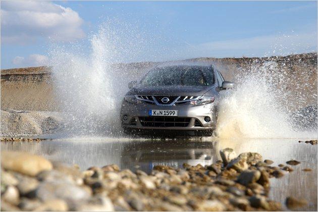 Nissan Murano 2.5 dCi im Test: Gemütlicher Gleiter jetzt auch als Diesel