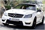 Mercedes C 63 AMG Coupé im Test: Durch und durch