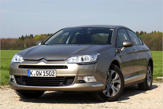 Citroën C5 e-HDi 110 im Test: Der Überrascher ist da