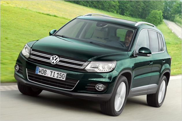 VW Tiguan im Test: Wie umfassend ist das Lifting des Bestsellers?