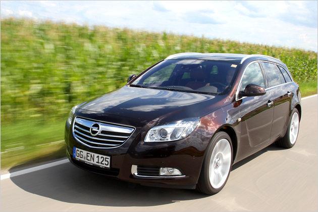 Dauertest: Opel Insignia Sports Tourer 2.0 CDTI 4x4