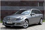 Hartes D, weiches T: Der Mercedes C 250 CDI T Automatik im Test