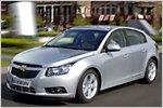 Chevrolet Cruze mit Schrägheck: Version mit 141-PS-Benziner im Test